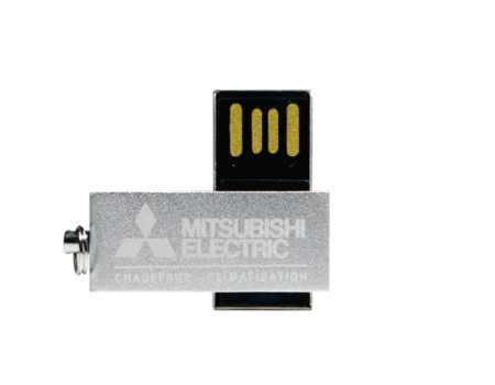 clé usb step